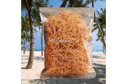 Mr.JANG YU 鱿鱼丝Dried Shredded Squid (Grade AAA) & Dried Squied Slice-Mr.JANG YU